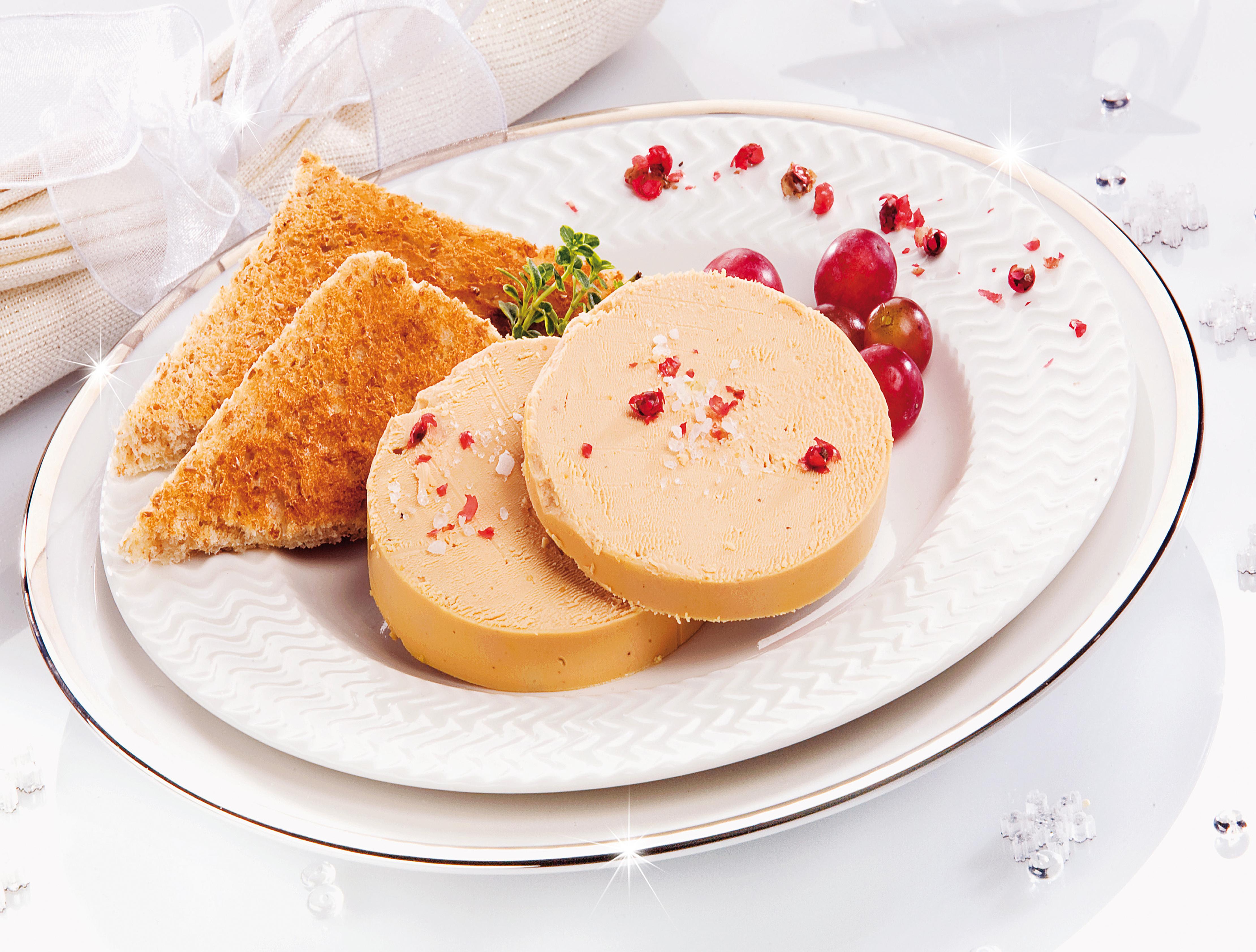 Spécial Noël : commandez votre foie gras fait maison - Spécialité Niagara